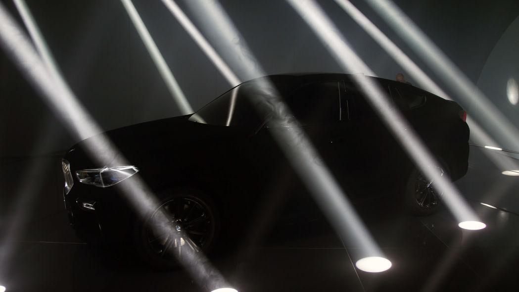 2020 BMW X6 Vantablack principle shows up to LiDAR sensing units