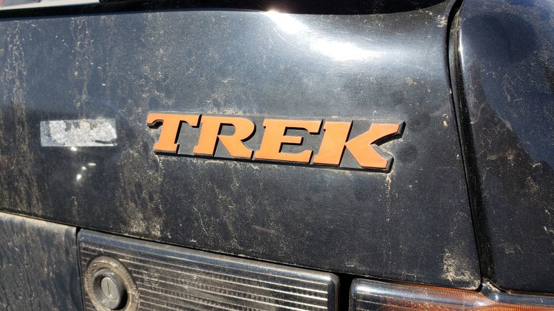 Junkyard Treasure: 1997 Volkswagen Jetta Trip Version
