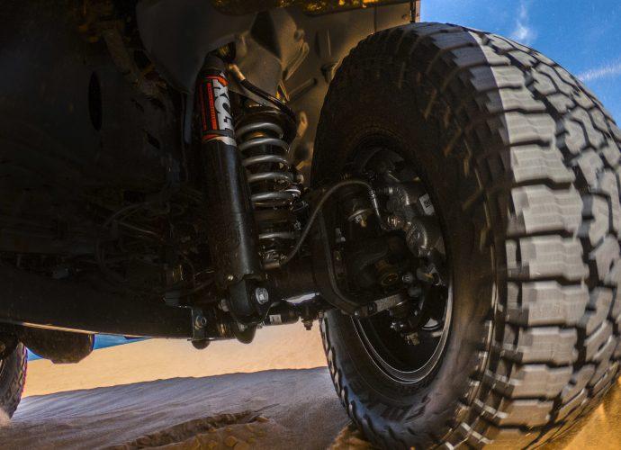 2020 Jeep Gladiator Mojave obtains high-speed desert driving upgrades
