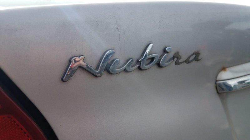 2001 Daewoo Nubira CDX Car junkyard locate