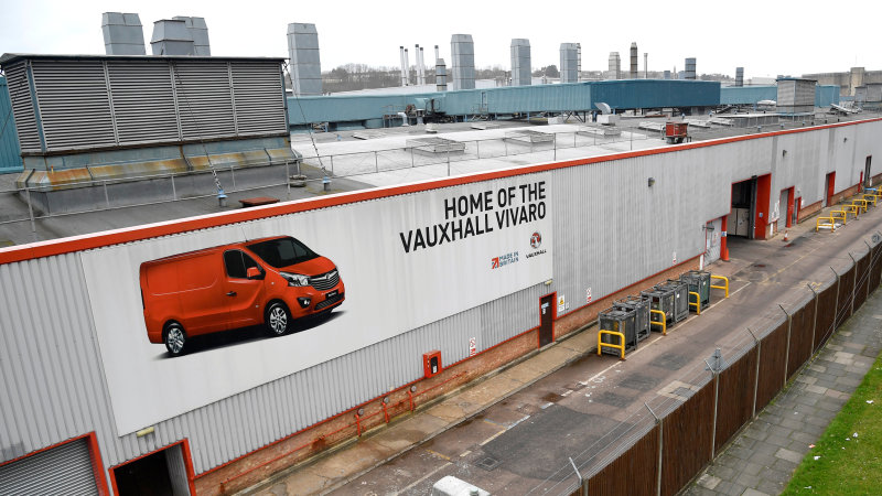 Aston Martin, Vauxhall as well as various other carmakers deal with difficult Brexit options