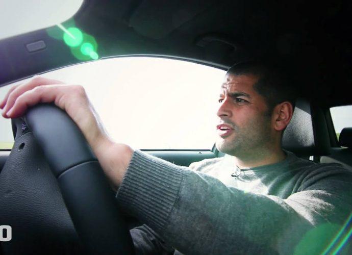 BMW 1-series M Sports car v Porsche Cayman R video clip evaluation- EVO Publication