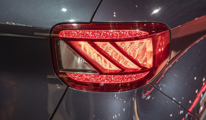 Hyundai has the coolest taillights on the marketplace