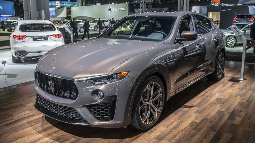2020 Maserati One of One