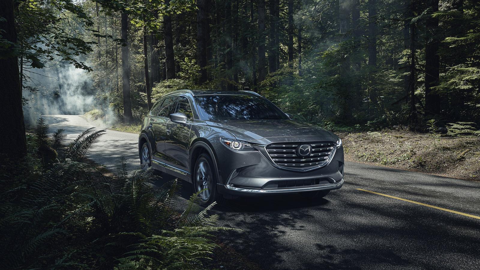 2021 Mazda CX-9 obtains brand-new infomercial, styling tweaks