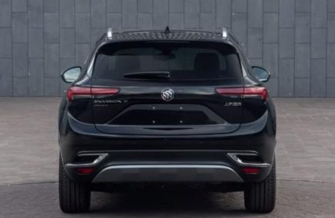 New Buick Envision design found in China, anticipated below this year