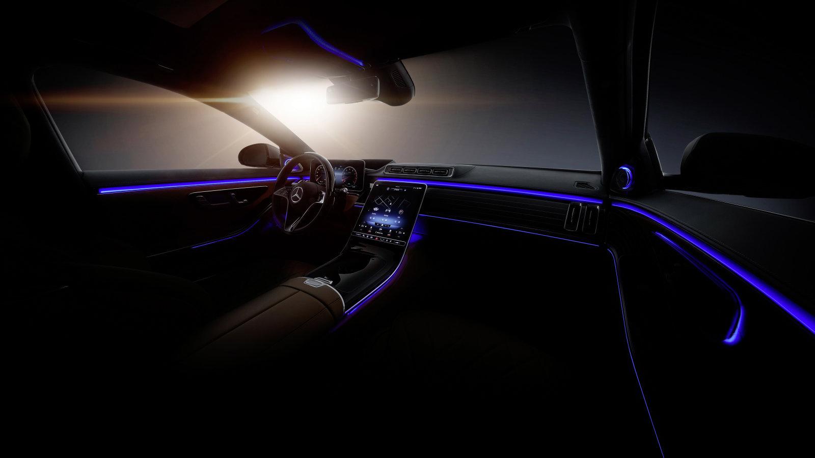 2021 Mercedes-Benz S-Class Technology Deep Dive|It's a chest of technology
