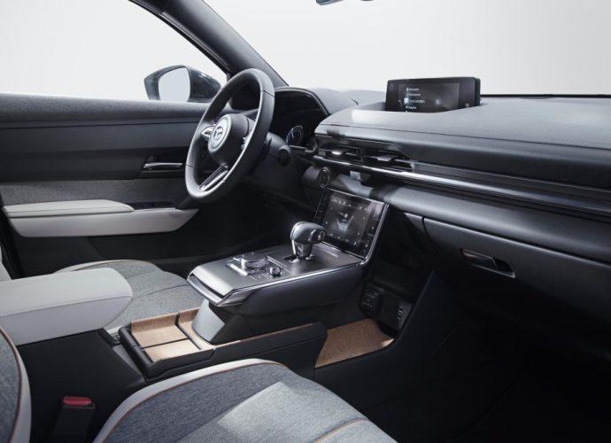 Mazda MX-30 crossover is brand name's very first EV