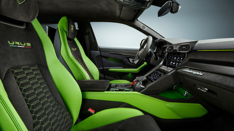 2021 Lamborghini Urus includes extra technology and also Pearl Pill version