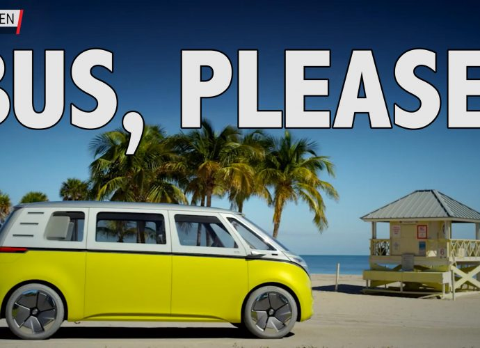 VW Americas employer claims brand name in a return after 'we made it un-matter'