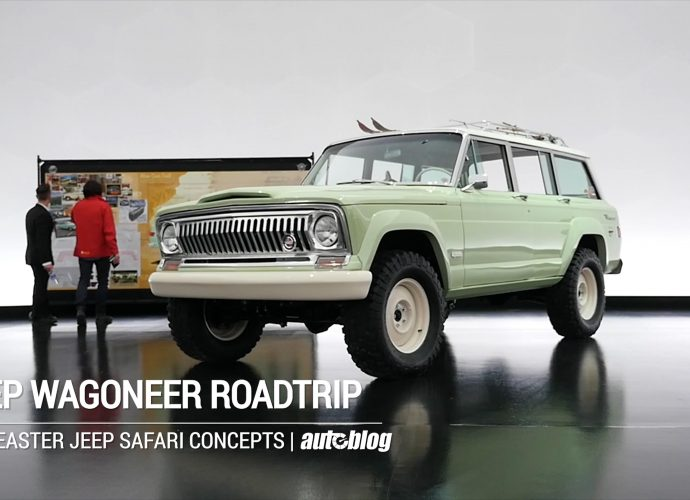 2019 Jeep Grand Leader completely introduced at Beijing Electric motor Program