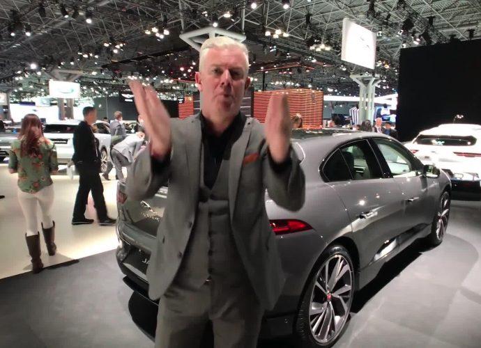 Jaguar XJ commemorates its 50 th wedding anniversary