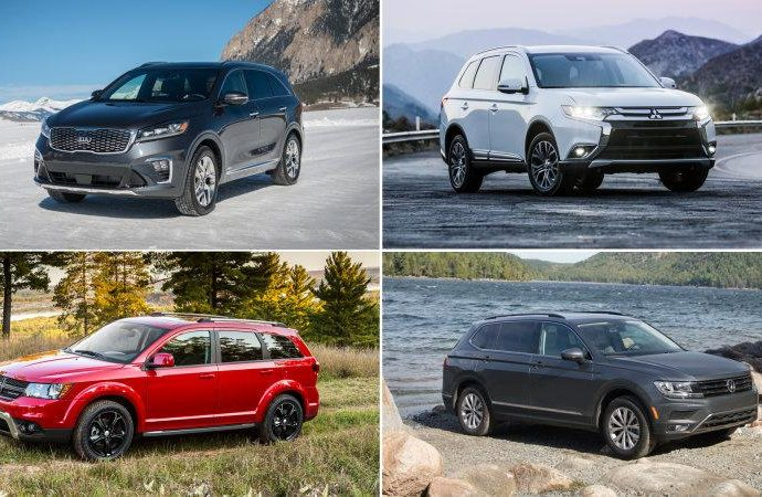 With Telluride SUV, Kia intends directly for the heart of America