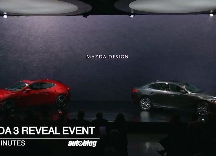 2019 Mazda3 body set, Miata difficult leading revealed at Tokyo Car Beauty Salon