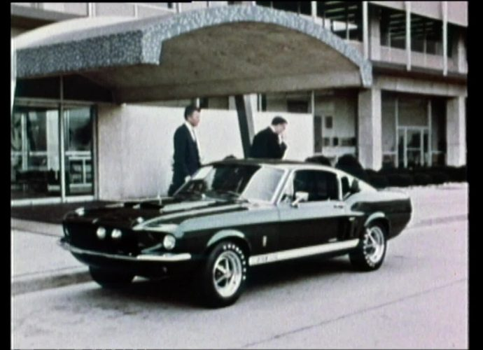 One-of-a-kind 1967 Ford Mustang simply cost $2.2 M