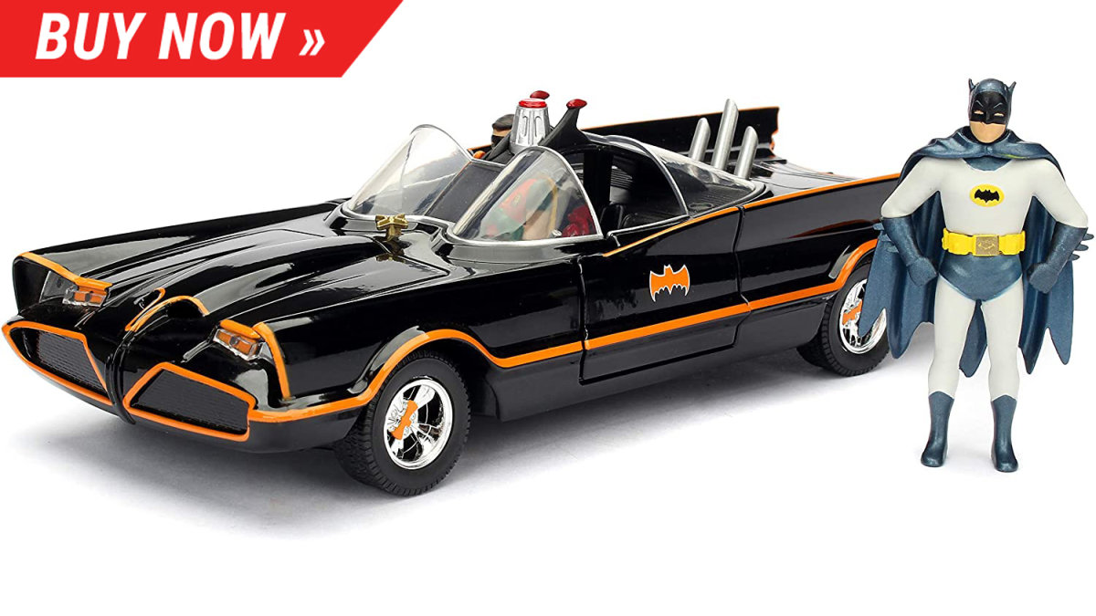 These 6 Batmobiles all price much less than $30