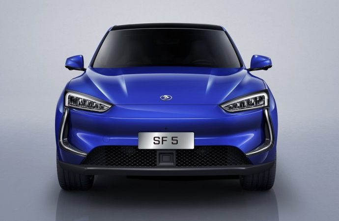 SF Motors transforms name to Seres, reveals manufacturing SF5 electrical CUV