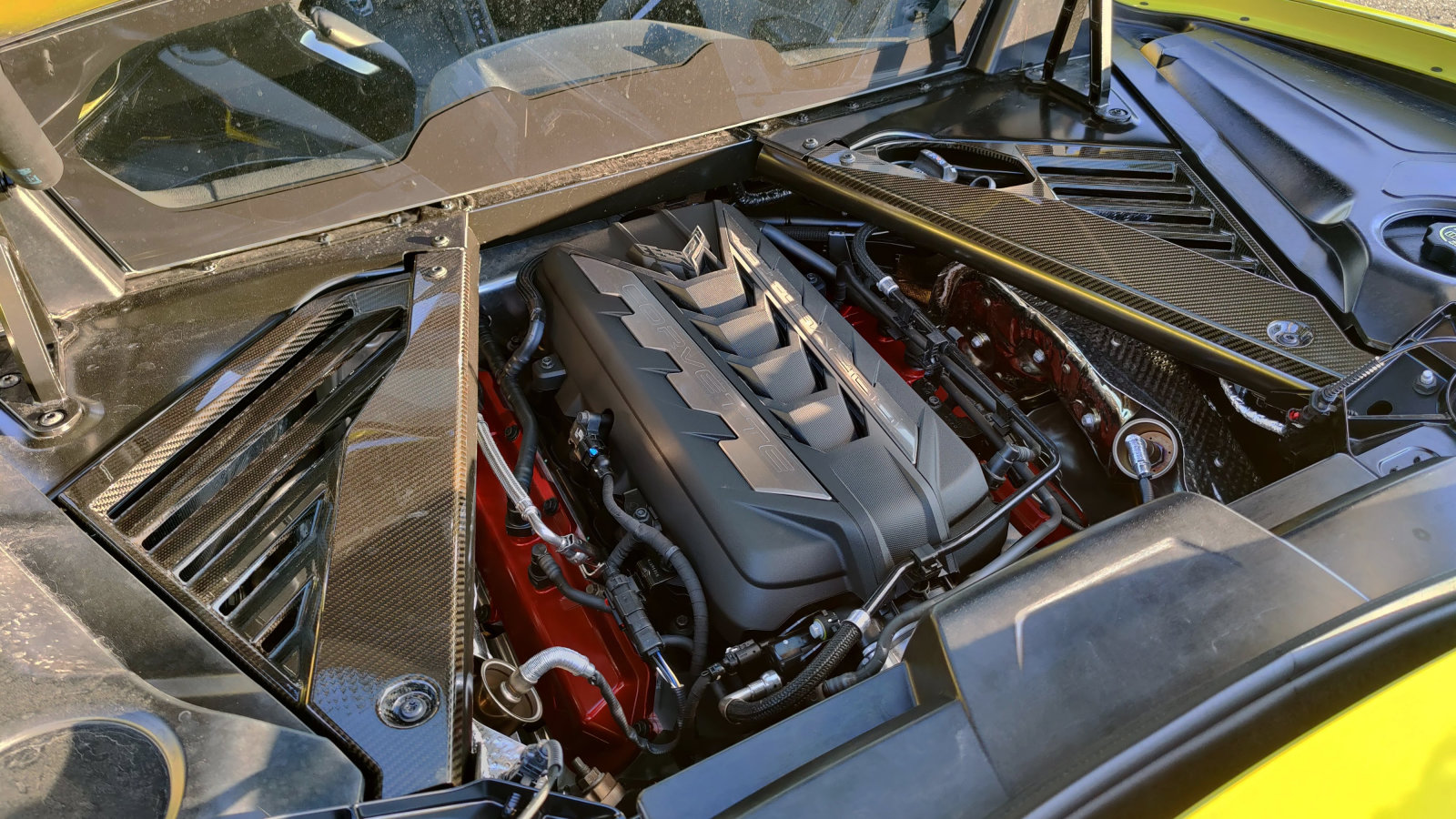 2020 Chevrolet Corvette Practice Run|Video clip, perceptions, images