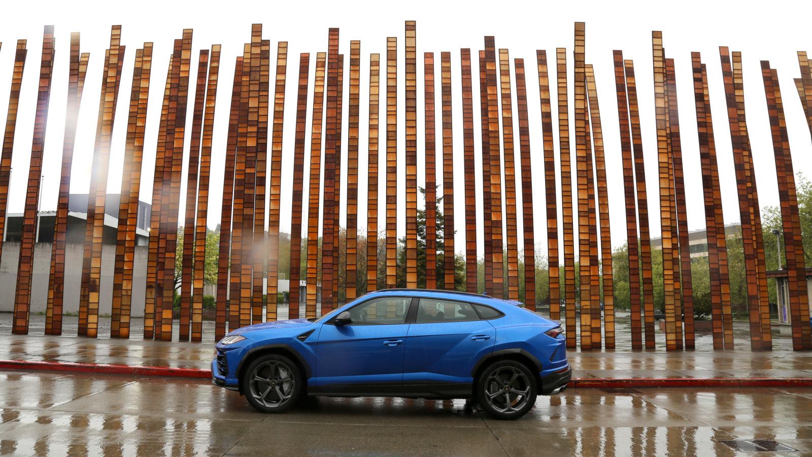 2020 Lamborghini Urus Practice Run Testimonial Rate, attributes, specifications, pictures