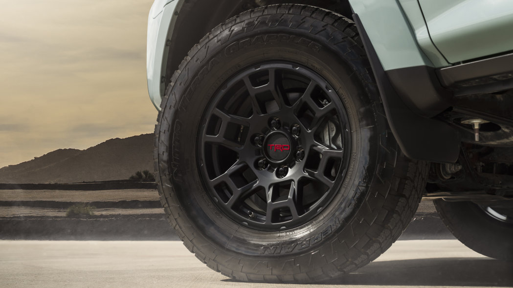 Toyota reveals 2021 TRD Pro as well as SR5 design modifications