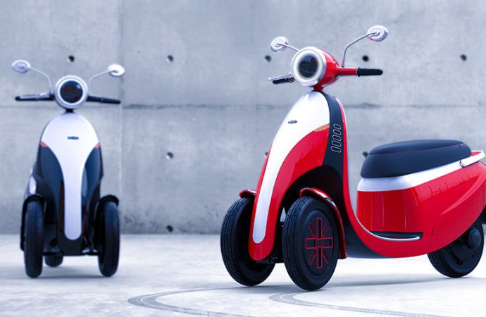 Micro Movement updates its Microlino electrical bubble vehicle