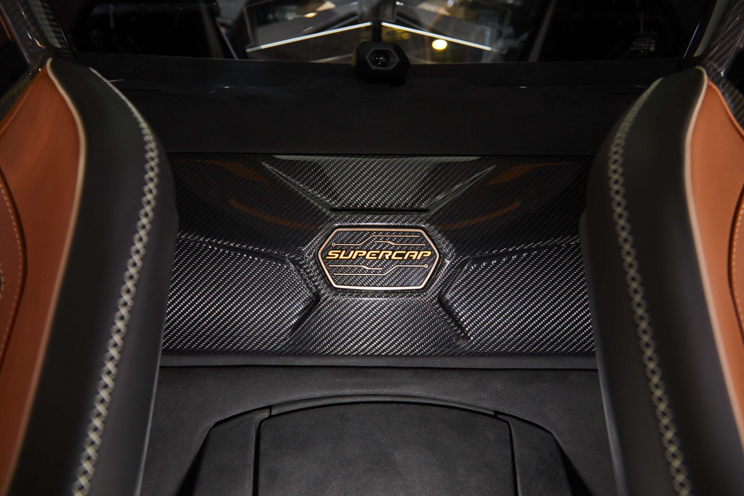 Lamborghini Sian's crossbreed system benefits clarified