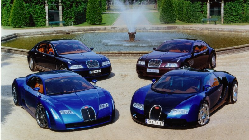 Bugatti discusses Veyron growth procedure