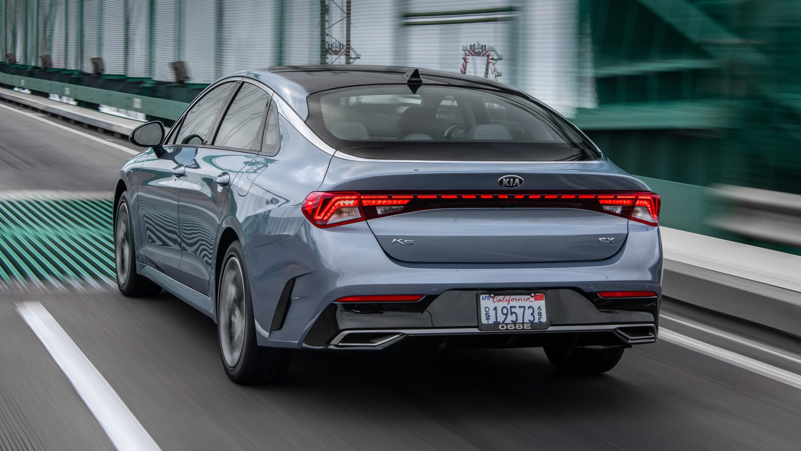 2021 Kia K5 First Drive|Driving impacts, requirements, rates