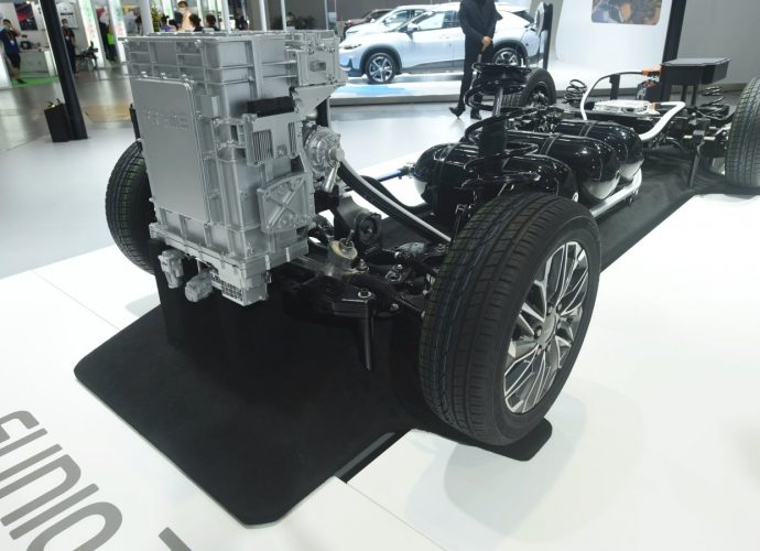 China's most significant automaker SAIC strategies 100 eco-friendly designs by 2025