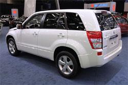 Canadian sales brochure exposes upgraded 2012 Suzuki Grand Vitara Urban