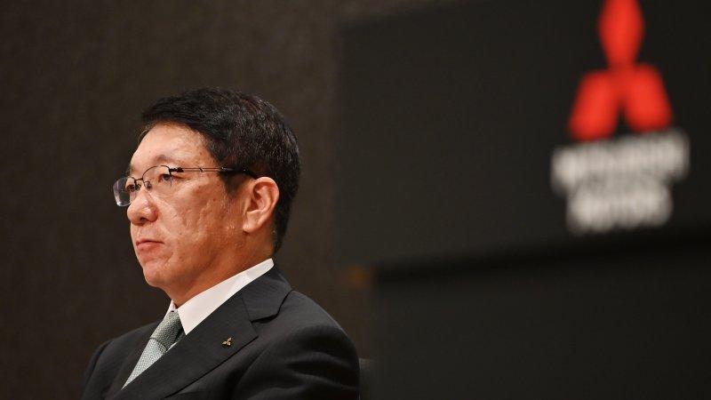 Mitsubishi Motors Chairman Masuko surrenders as a result of health and wellness factors
