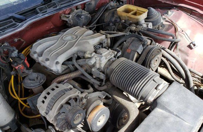 Junkyard Treasure: 1987 Pontiac Firebird