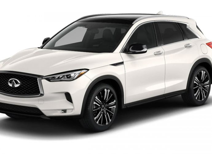 2021 Infiniti QX50 includes even more functions and also obtains a greater cost