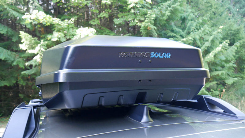 2020 Subaru Wilderness Roof Covering Shelf Driveway Examination