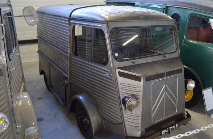 Citroen-based Caselani Kind HG retro-styled van presented