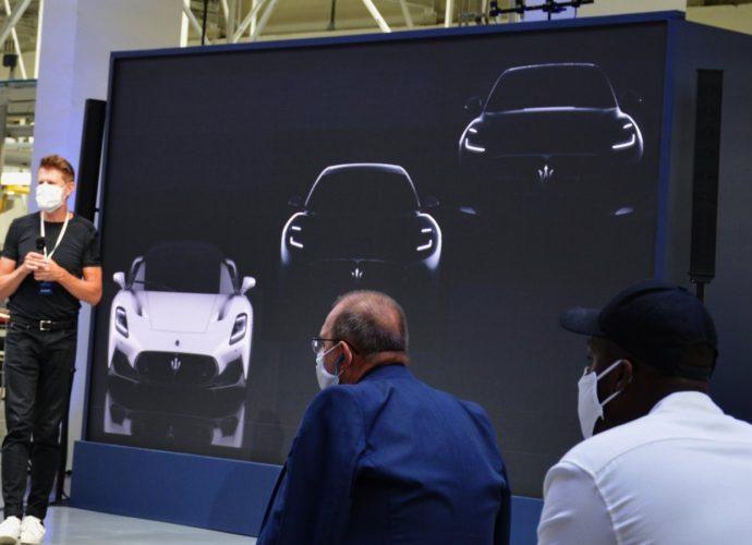 2022 Maserati MC20 will certainly affect layouts of future designs