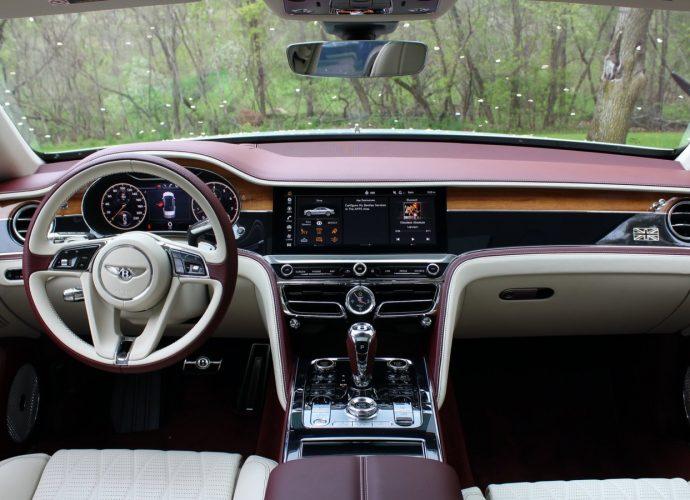 2020 Bentley Traveling Spur First Version Practice Run Efficiency, deluxe, workmanship