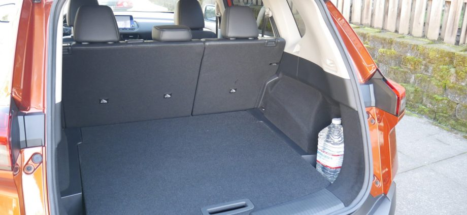 2021 Nissan Rogue Baggage Examination Just how much suit the freight location?