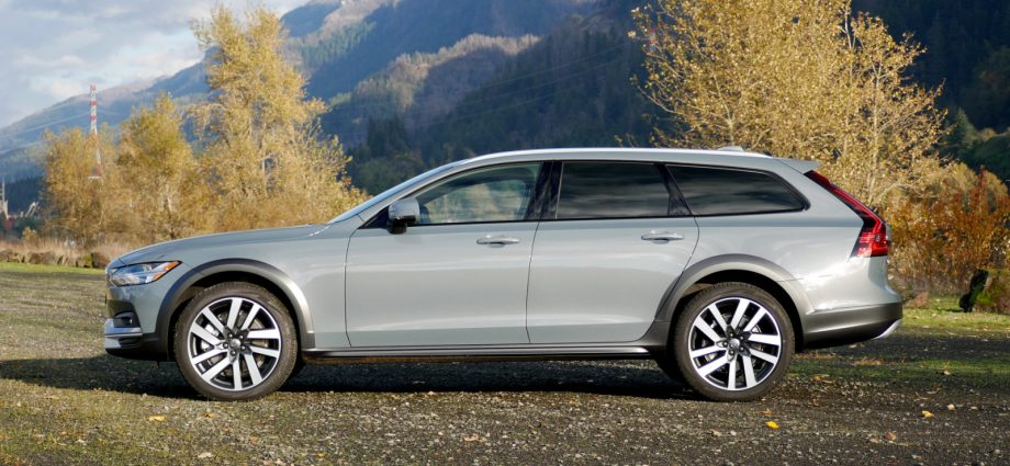 2020 Volvo V90 Cross Back Road Examination|Pictures, specifications, inside