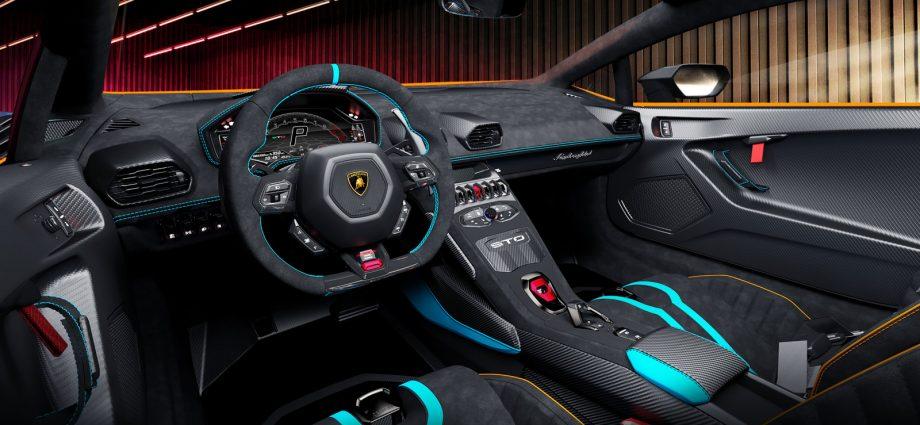 Lamborghini Huracan STO disclosed as the best road-legal Huracan