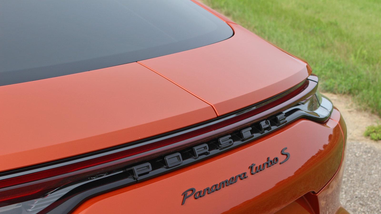 2021 Porsche Panamera Turbo S Testimonial|Perceptions, images, efficiency