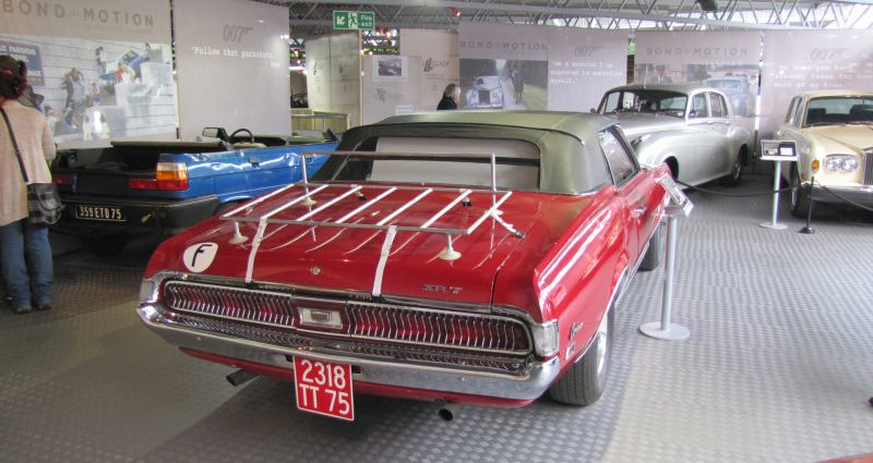 1969 Mercury Cougar XR7 from 'On Her Grandeur's Trick Solution' is up for public auction