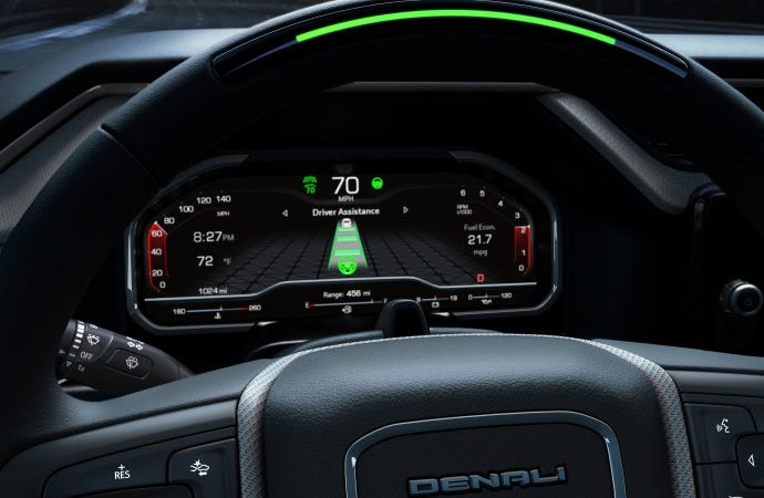 2022 GMC Sierra Denali will certainly obtain Super Cruise ship as well as an indoor redesign