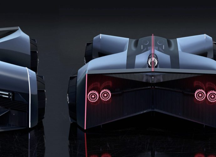 Nissan GT-R (X) 2050 idea is a wild vision for the future of GT-R
