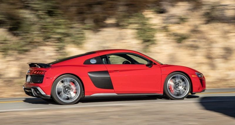 2020 Acura NSX, Audi R8, BMW M8 are this month's most reduced vehicles