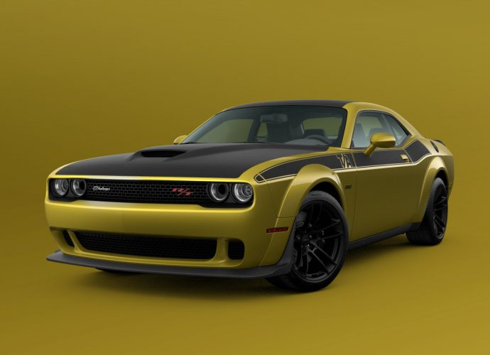2021 Dodge Opposition will certainly be readily available in Gold Thrill paint