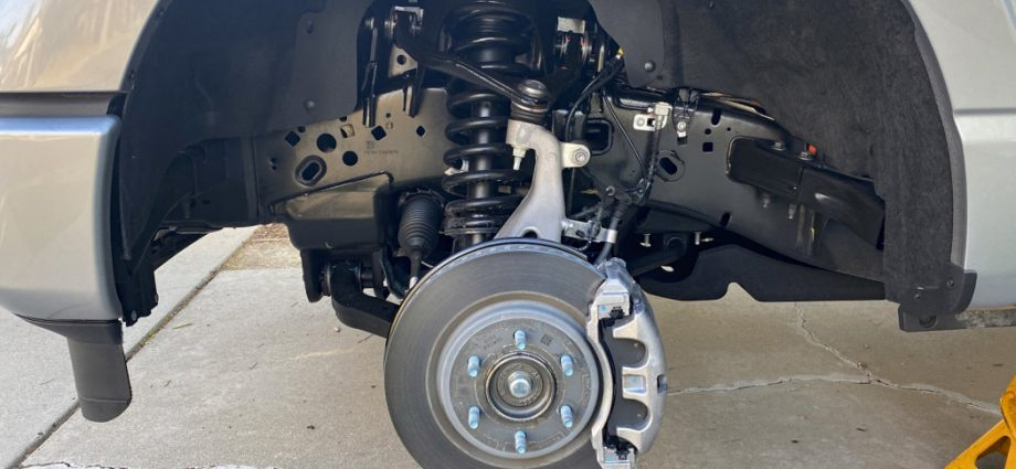 2021 Ford F-150 Suspension Deep Dive