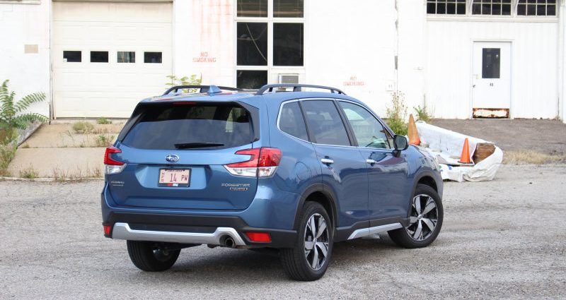 2019 Subaru Forester Long-Term Wrap-Up Integrity, troubles, specifications