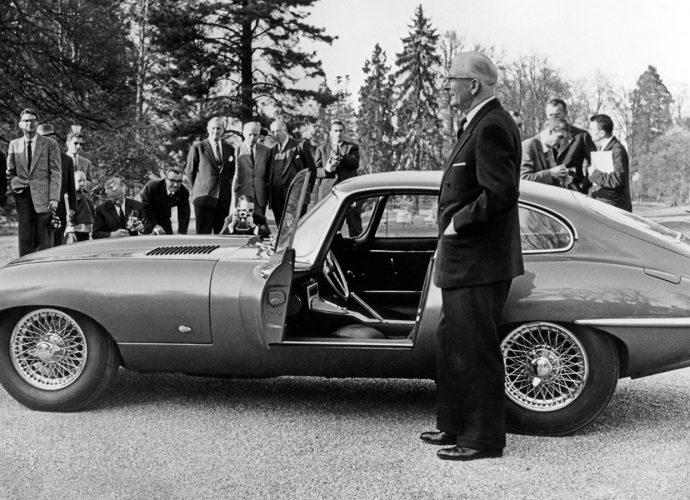 Jaguar Reborn E-Type Testimonial|Images, background, rate, JLR Standard