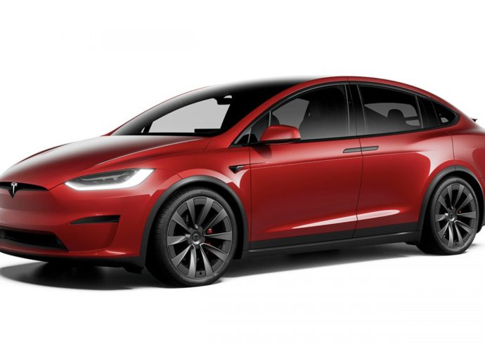 Tesla Version X upgraded with brand-new inside, acquiring the yoke-style wheel